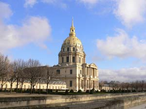 Дом инвалидов (Dome des Invalides)