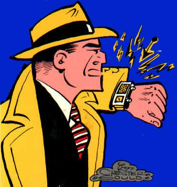 Дик Трэйси (Dick Tracy)